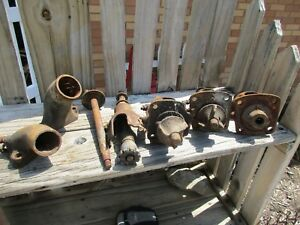 1928 1931 Ford Model A Water Pumps Parts Rebuild Water Necks