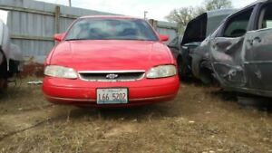Passenger Front Seat Bucket Cloth Manual Opt Ar9 Fits 95 99 Monte Carlo 571617