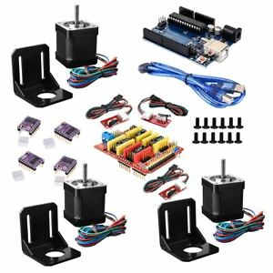 35 In 1 Diy Shield R3 Board Switch Stepper Motor With Driver Cnc Kit For Arduino