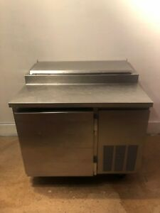 Beverage Air 41 Sandwich Prep Table
