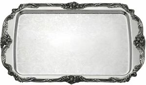 Reed And Barton King Francis Rectangular Tray