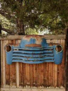 1953 Chevrolet Chevy Truck Chevrolet Truck Man Cave Art Grill Front Nose Clip