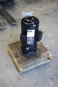 New 10 5 Ton Copeland Scroll Compressor Zrd125kce tfd 965 380 460v 3 Phase
