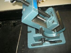 4 Wilton Angle Drill Press Vise