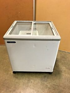 Metalfrio Freezer Ice Cream Chest Msf 31c