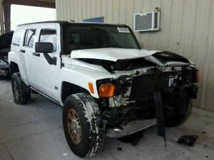 Hummer H3 2007 Hitch Tow Hook Winch 267834