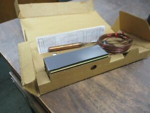 Honeywell Insertion Thermostat T678a 1015 Range 0 100 f 20ft Copper Element
