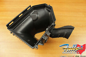 15 2020 Dodge Challenger 6 2l Hellcat Conversion Air Cleaner Box Duct Tube Oem