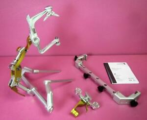 New Integra Mayfield Ultra 360 Neuro Surgical Skull Clamp Headrest System A2009