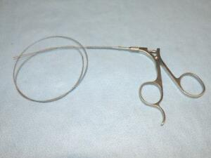 Wolf Flexible Biopsy Cups Forceps 1mm X 60cm Model 7223 6