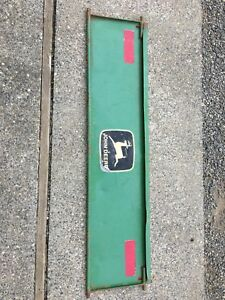 John Deere Gator Amt 622 626 Tail Gate In Useable Condition Used