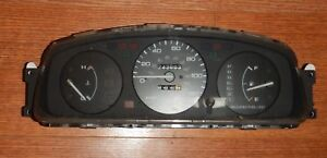 92 93 94 95 Civic Coupe Hatch Sedan Speedometer Instrument Cluster A T Dx