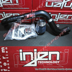 Injen Sp Black Short Ram Intake For 2006 2008 Audi A3 2 0t Vw Gti Gli 2 0t Fsi