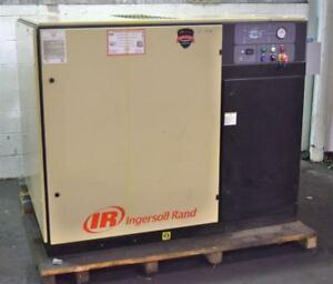 Ingersoll Rand up6 50pe 125 50h Compressor