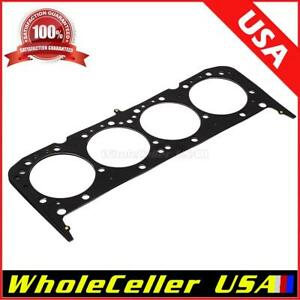 Mls Multi Layer Steel Head Gasket For 55 00 Year Blocks Sbc Chevy 4 065