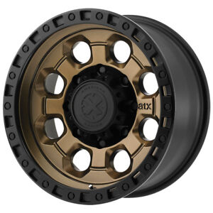 4 15 Inch 15x10 Atx Series Ax201 5x114 3 5x4 5 44mm Bronze black Wheels Rims