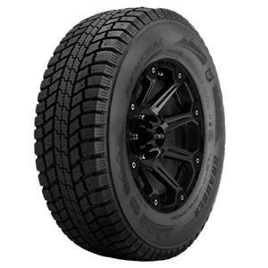 4 New 245 70r17 General Grabber Arctic 114t Xl 4 Ply Bsw Tires