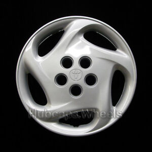 Toyota Celica 14 Inch Hubcap 1996 1998 Professionally Reconditioned