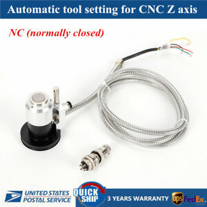 Nc Automatic Tool Setting Gauge Cnc Tool Setting Setter For Cnc Router Z Axis