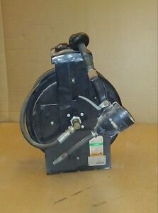 Balcrank Oil Hose Reel 2220 009 3000 Psi 50 Of Hose