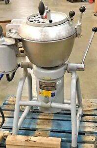 Hobart Vcm 25 Commercial Kitchen 20 Qt Vertical Cutter mixer