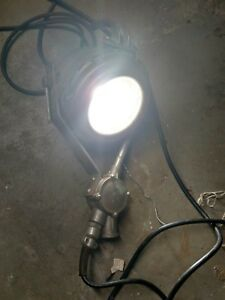 Crouse Hinds Explosion Proof Light