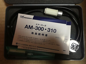 Nib Nakanishi Nsk Sms Air speed Motor Am 300r Motor Am300r New used With Ra100
