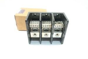 Marathon 1443560 Power Distribution Block 600v ac 335a