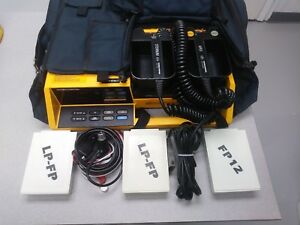 Physio Control Lifepak 10c Recertified W Paddles pacing 3 lead Zoll Baxter
