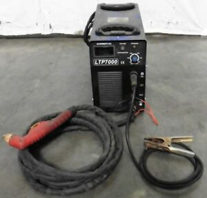G153112 Lotos Ltp7000 Plasma Cutter W p 80 Torch Parts repair