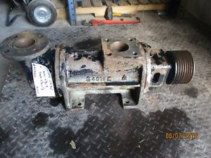 Imo Pump 97925c No Tag Ports 2 7 8x 3 Shaft 4 3 4x 1 7 8 Used