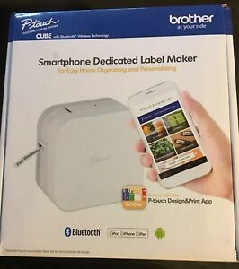 Brother P touch Smartphone Dedicated Label Maker