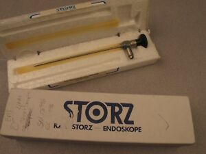 Karl Storz Hopkins Ii 0 7210aa Sinus Scope In Original Packaging