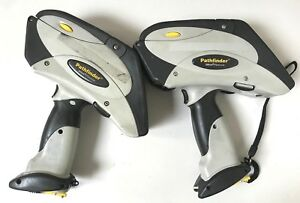 Lot Of 2 Avery Paxar Monarch Pathfinder Ultra 6039 Barcode Scanners