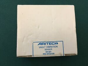Aritech Sentrol Dv 221 Vault Vibration Seismic Detector New In Sealed Box