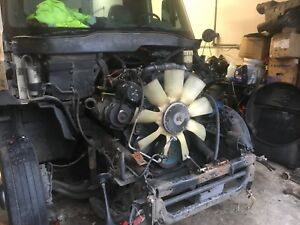 2004 International Dt466 Complete Motor Needs Rebuild