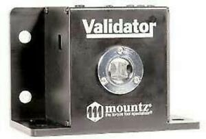 Mountz Validator 070532 Torque Wrench Tester Calibrator 1 2 F sq Size new