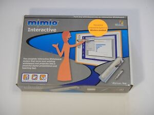 Mimio Interactive Whiteboard System 6000052 Wireless Enabled