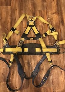 Safety Harness Retractable Lanyard