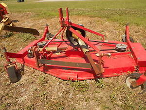 Enorossi Tsp 180 3 Point Hitch Mounted Finishing Mower 6ft