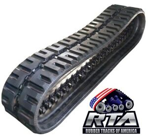 One Rubber Track For John Deere Ct322 450x86x52 C lug Tread Free Shipping