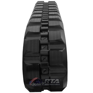 One Rubber Track For Bobcat 864 864fg 450x86x52 Block Tread Free Shipping