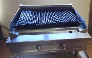 Platinum Southbend P32n cc Natural Gas Heavy Duty Gas Table Top Charbroiler
