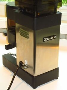 Rancilio Md 50 St Espresso Coffee Grinder