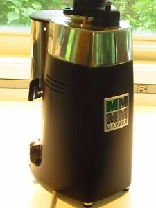 Mazzer Kony Automatic Heavy Duty Burr Espresso Coffee Grinder Immaculate