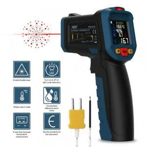Laser Thermometer Infrared Thermometer Digital Thermometer Non Contact