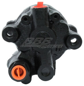 Power Steering Pump Bbb Industries 990 0252 Reman Fits 72 76 Toyota Mark Ii