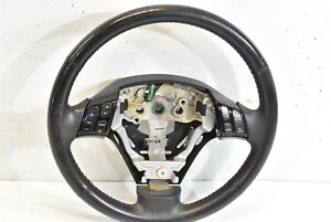 2007 2009 Mazdaspeed3 Steering Wheel Assembly Oem Speed 3 07 09