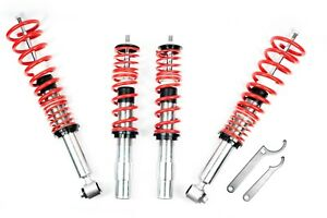 Touring Tech Performance Lowering Coilovers For 2004 2010 Bmw 5 series E60