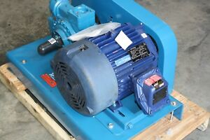 New Blackmer 3 Sliding Vane Pump Sgld3 Liquidfied Gas Transfer 15 Hp Motor